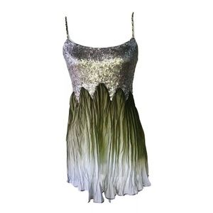 Gimmicks by BKE Sequin Ombré tank
